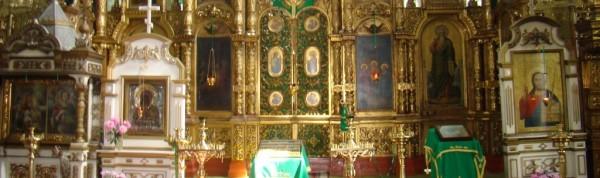 Свято-Троицкое Архиерейское подворье г.Ирбит