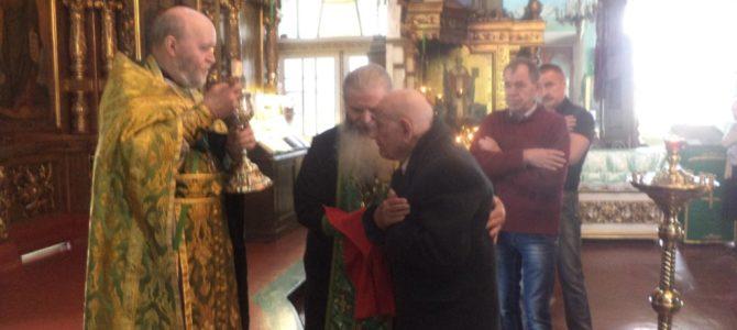 Встреча поколений в Свято-Троицком храме г. Ирбита