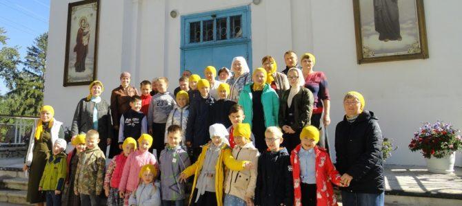 Праздник начала учебного года в воскресной школе
