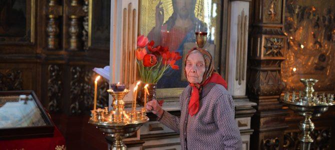 Поздравляем Клавдию Никоновну с 95-летним юбилеем!
