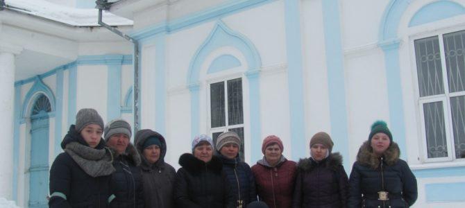 Паломническая поездка ирбитчан в Талицу