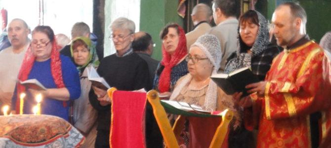 Радоница в Свято-Троицком Архиерейском подворье г. Ирбит
