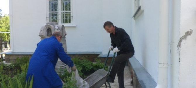 Проект «Память» продолжается в Свято-Троицком Архиерейском подворье г. Ирбит