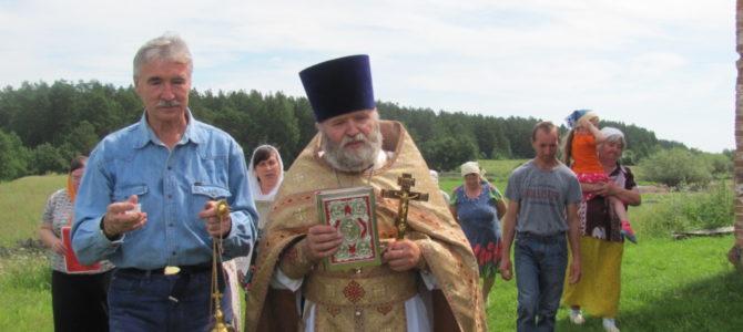 Престольный праздник в деревне Гуни Ирбитского муниципального образования