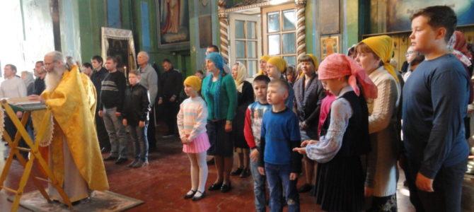 В субботу, 31 августа, в Свято-Троицком Архиерейском подворье г. Ирбит по окончании Божественной литургии совершится молебен перед началом учебного года