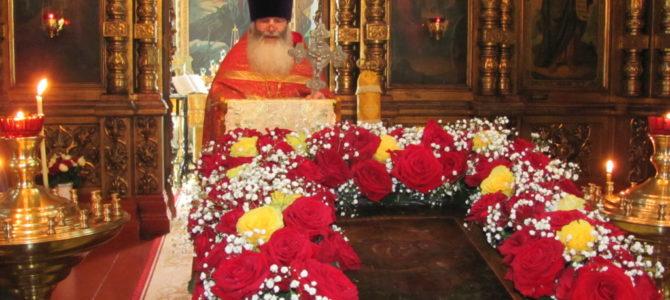 Ирбитчане помолились о помощи Божией своим близким, страдающим от пагубных зависимостей