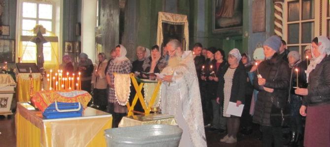 Покровская родительская суббота в Свято-Троицком Архиерейском подворье г.Ирбит