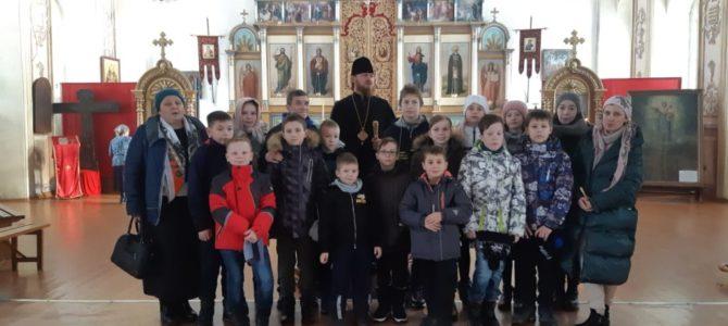 Паломническая поездка в Алапаевск ребят из клуба каратэ «Ирбис» г.Ирбит