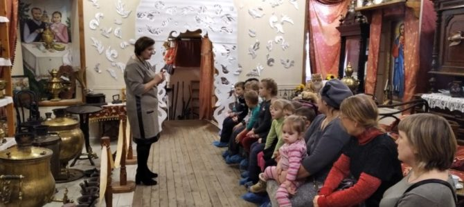 Экскурсия в Ирбитский музей народного быта