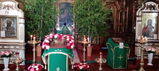 Всенощное бдение накануне Престольного праздника