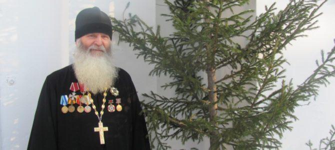 С Днём рождения и с Днём тезоименитства, дорогой отец Николай!