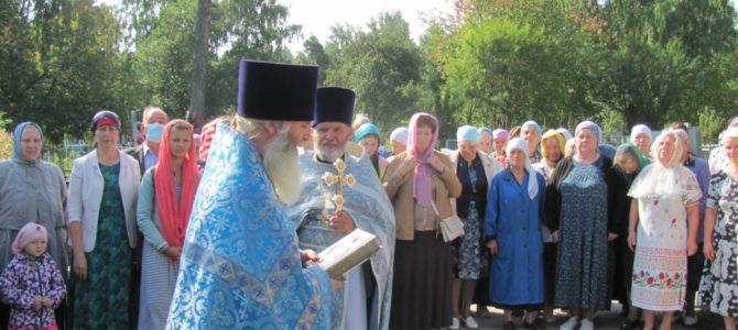 Престольный праздник Свято-Троицкого храма г.Ирбит