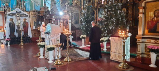 Подготовка к светлому празднику Рождества Христова
