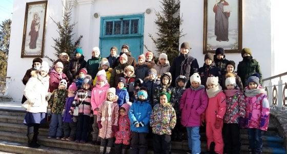 Поездку по новому маршруту — в старинный Ирбит провел паломнический епархиальный отдел