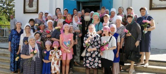 День Жен-мироносиц в Свято-Троицком Архиерейском подворье г.Ирбит