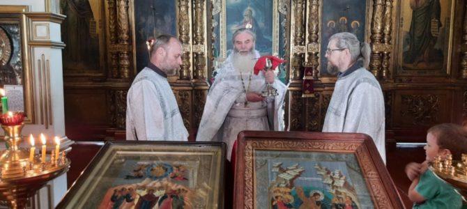 Неделя святых отцов I Вселенского Собора