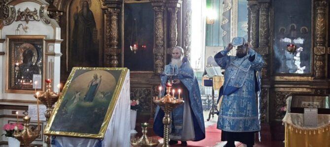 Божественная литургия  5 августа